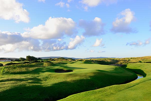 Ailsa Golf Course Scotland 16th