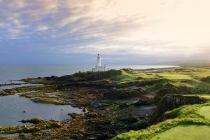 Ailsa Golf Course Scotland 9th