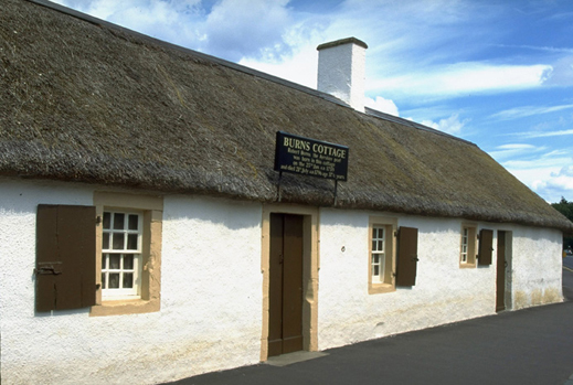 Robert Burns Tour Building